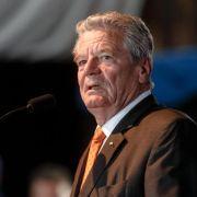 Wollte in der Schweiz verhafteter IS-Mann Gauck töten? (Foto)