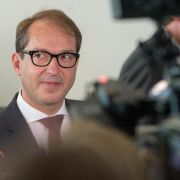 Dobrindt mahnt: «Ergebnis der Bahn-Schlichtung akzeptieren» (Foto)