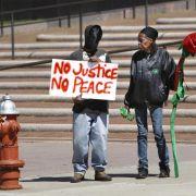 70 Festnahmen bei nach Polizisten-Freispruch in Cleveland (Foto)