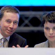 Vorschlag in der Krise:AfD-Vorstand ohne Lucke und Petry (Foto)