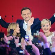 Duda-Sieg soll konservative Renaissance in Polen bringen (Foto)