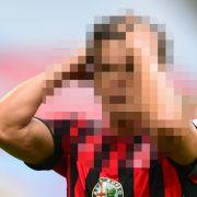 Bundesliga-Profi mit 1,9 Promille abgeführt (Foto)