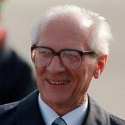 Von wegen langweilig! Das geheime Leben von Honecker (Foto)