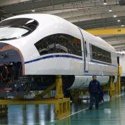 Deutsche Bahn will Züge bald in China kaufen (Foto)