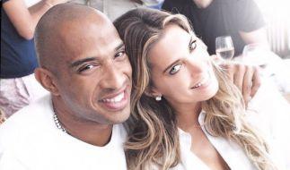 """Der Schweizer Clubbesitzer Maurice """"Momo"""" Mobetie hat Model und Moderatorin nach zahlreichen Liebespleiten das Lächeln zurückgegeben. (Foto)"""