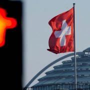 Steuerverdächtige veröffentlicht: Schweiz weist Kritik zurück (Foto)