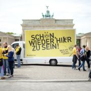 Berlin, Berlin, wir fahren nach Berlin! (Foto)