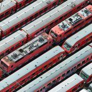EVG bekräftigt vor Verhandlungen mit der Bahn Streik-Drohung (Foto)
