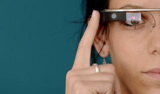 Google könnte auf seiner Entwicklerkonferenz eine neue Variante der Google Glass vorstellen. (Foto)