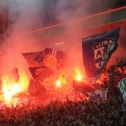 Angst vor Ausschreitungen! Rückspiel KSC vs. HSV vorverlegt (Foto)