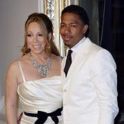 Auch bei Mariah Carey und Nick Cannon kriselte es aufgrund der zehn Jahre Altersunterschied gewaltig. Folge: Trennung.