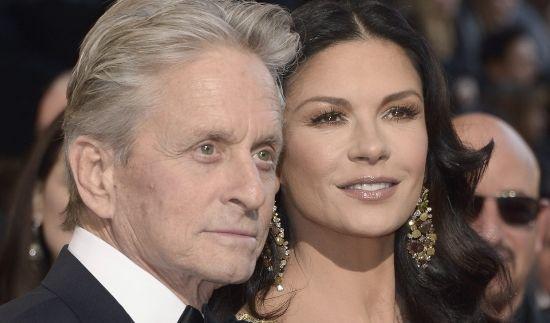 Trotz einer zwischenzeitlichen Beziehungspause: Die Beziehung von Catherine Zeta-Jones und Ehemann Michael Douglas hält - auch bei einem Altersunterschied von 25 Jahren. (Foto)