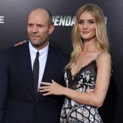 Jason Statham und Rosie Huntington-Whiteley sind bereits seit fünf Jahren ein Paar - und das trotz 19 Jahren Altersunterschied.