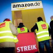 Erneut Streik bei Amazon (Foto)