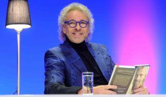"""Thomas Gottschalk liest aus seiner Autobiografie """"Herbstblond"""". (Foto)"""