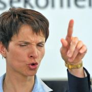 AfD-Co-Vorsitzende Petry in Göttinger Restaurant attackiert (Foto)