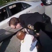 Angriff von der Polizei nach Schlaganfall (Foto)