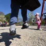 Traurige Bilanz: Immer weniger Spielplätze für Kinder (Foto)