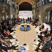 Geldgeber:Noch weit von Lösung für Griechenland entfernt (Foto)
