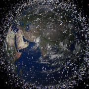 Experten fordern Regeln für den Weltraum (Foto)