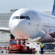 Triebwerksprobleme: Piloten leiten 4.000 Meter Sinkflug ein (Foto)