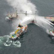 Situation auf Düngemittel-Frachter ist stabil (Foto)