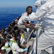 Viele EU-Staaten lehnen Brüssels Flüchtlingsquote ab (Foto)