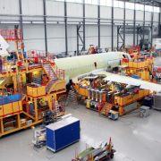Airbus will noch mehr A320-Mittelstreckenjets bauen (Foto)