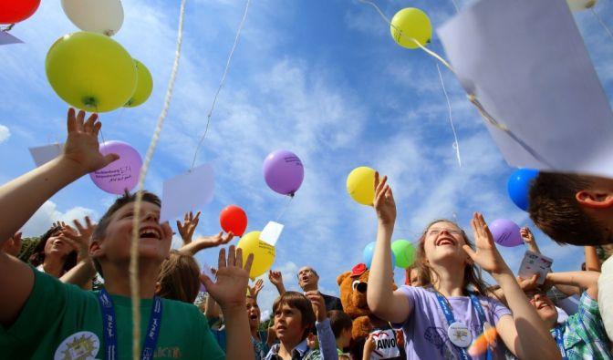 Kindertag am 1. Juni