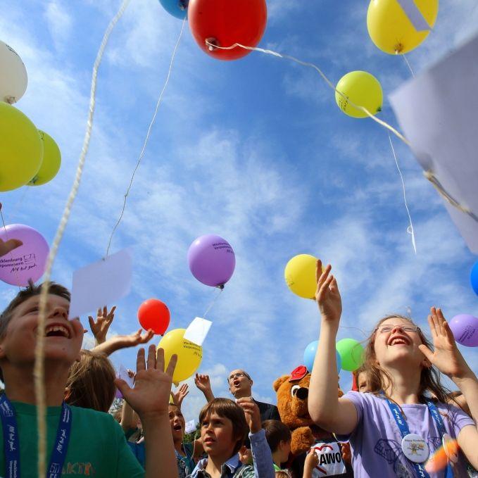 Warum feiern wir eigentlich den Kindertag? (Foto)