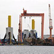 Emder Nordseewerke beantragen Insolvenzverfahren (Foto)