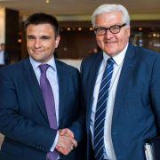 Steinmeier mahnt Ukraine zur Einhaltung von Minsk-Abkommen (Foto)