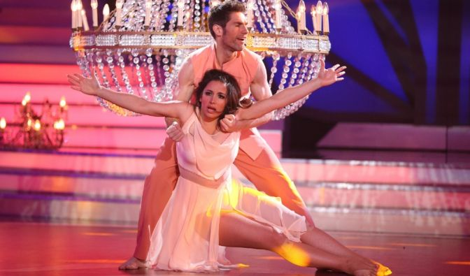 """Aus im """"Let's Dance""""-Halbfinale 2015"""