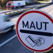 EU-Kommission geht gegen deutsche Pkw-Maut vor (Foto)