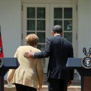 No-Spy-Abkommen: Merkel weist Vorwurf der Lüge zurück (Foto)