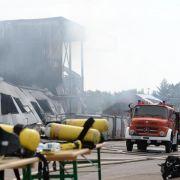 Brand bei Tortenhersteller nach einer Woche gelöscht (Foto)
