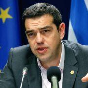 Athen erhofft sich von Merkel und Hollande Durchbruch (Foto)