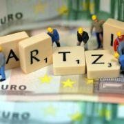Jeder vierte neue Arbeitslose bekommt nur Hartz IV (Foto)