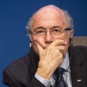 Sprecher bestätigt: Blatter stimmte nicht für Katar (Foto)