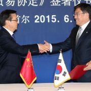 Südkorea und China liberalisieren ihren Handel (Foto)