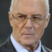 Verfahren gegen Franz Beckenbauer läuft weiter (Foto)