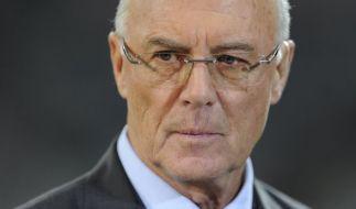 Das Verfahren der Fifa-Ethikkommission gegen Franz Beckenbauer geht weiter. (Foto)