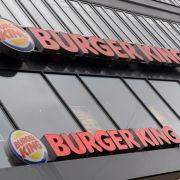 Fastfood-Kette Burger King setzt auf Lieferservice (Foto)