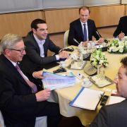 Griechenland geht in kritische Woche (Foto)