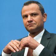 Edathy soll SPD-Mitgliedschaft drei Jahre ruhen lassen (Foto)