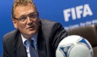 Fifa-Generalsekretär Jérôme Valcke soll für die Zahlungen von zehn Millionen Dollar an den festgenommenen Jack Warner verantwortlich sein. (Foto)