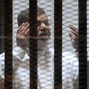 Vor Sisi-Besuch: Entscheidung über Mursi-Todesurteil vertagt (Foto)