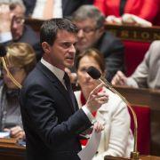 Französisches Geheimdienstgesetz beunruhigt Menschenrechtler (Foto)