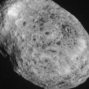Saturnsonde sendet Abschiedsfotos von Mond Hyperion (Foto)