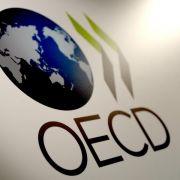 OECD sieht weniger Schwung für Konjunktur (Foto)